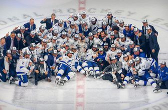 Kings of the NHL! Lightning down Stars in Game 2, capture Stanley Cup for 2nd time in franchise history