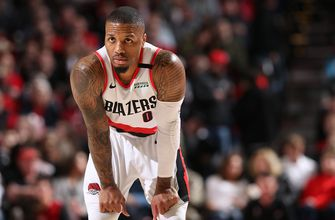 If Portland can't make the playoffs, Damian Lillard's season is over - so he says