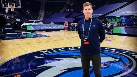 'The best job in the world': Dietitian for NBA's Timberwolves is Mount Saint Vincent grad