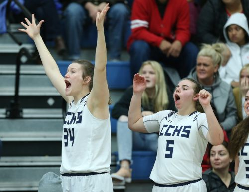 Bussing woes can't keep Corner Canyon girls basketball from 5A title game