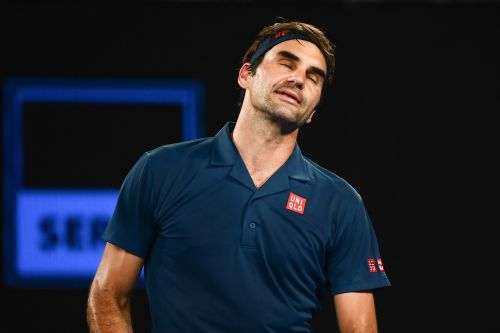 Roger Federer dismisses 'changing of the guard' comment after Australian Open loss