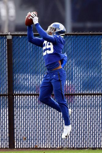 New York Giants suspend safety Kamrin Moore over alleged domestic violence incident