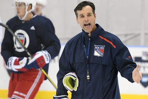 David Quinn gets remedial with Rangers after latest loss