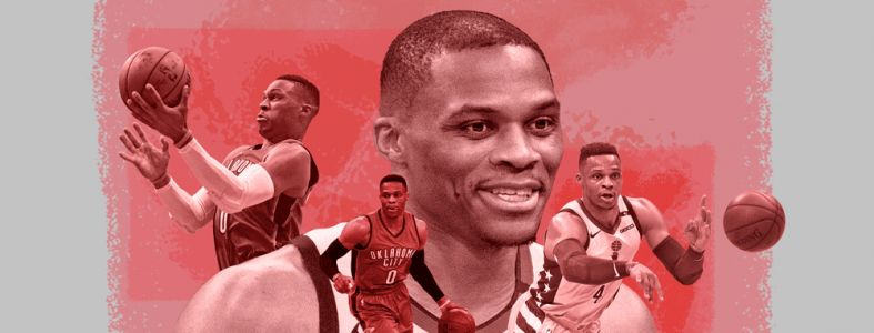 Russell Westbrook's triple-doubles putting him in class with Wilt Chamberlain, Oscar Robertson