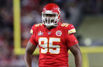 The Kansas City Chiefs have made their second blockbuster deal in less than two weeks