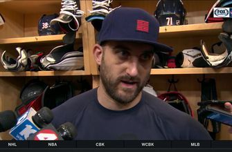 Nick Foligno feels Blue Jackets falling behind while other teams are ramping up