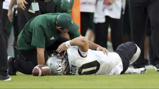 McKenzie Milton set for another surgery, but will be in attendance for UCF's Fiesta Bowl matchup vs. LSU