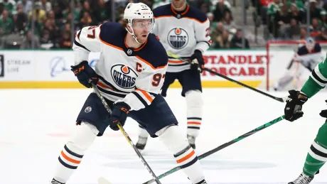 Oilers' Connor McDavid does not believe hub city host would have 'major advantage'