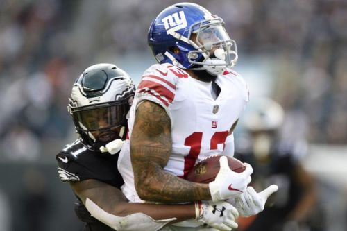 Giants rule out Beckham vs. Redskins