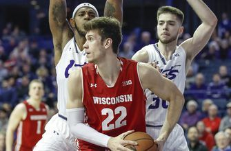 Badgers' Happ named preseason All-American