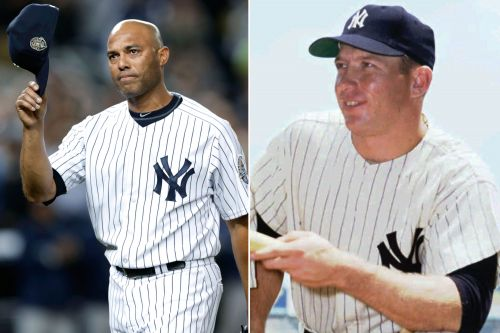 The case for Rivera over Mantle on Yankees' Mount Rushmore