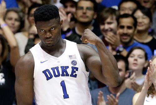 No. 1 Duke's freshmen: College hoops' must-see attraction