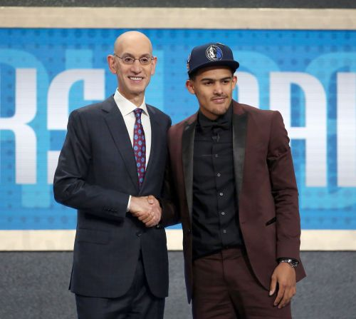 Hawks acquire point guard Trae Young in swap of top-5 picks