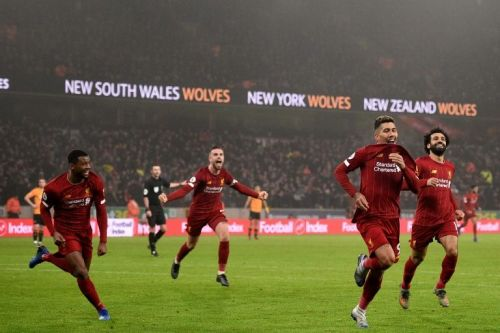 Liverpool strike late again to win at Wolves