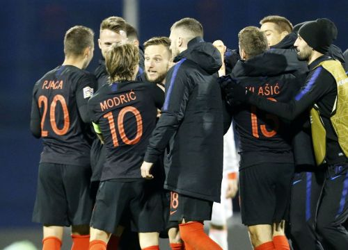 Croatia beats Spain 3-2 to throw open Nations League group
