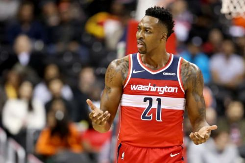Dwight Howard Emerges As Option For Lakers At Five