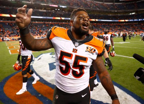 Agent: Vontaze Burfict working to clean up game to conform to NFL rules