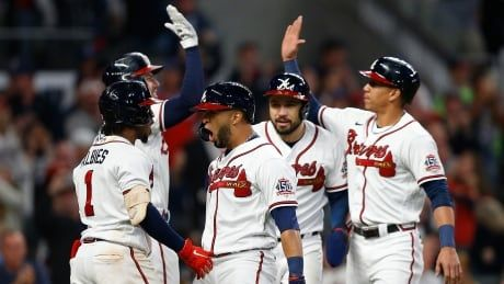 Atlanta beats LA Dodgers to punch ticket to World Series for 1st time since 1999