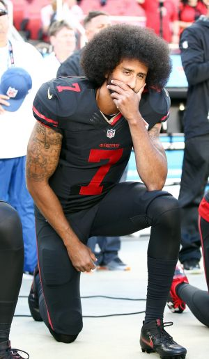 Colin Kaepernick expresses support for Minneapolis protesters after death of George Floyd