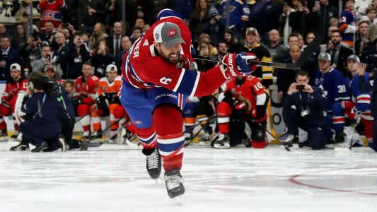 NHL All-Star Skills competition 2020: Shea Weber returns, wins Hardest Shot once again