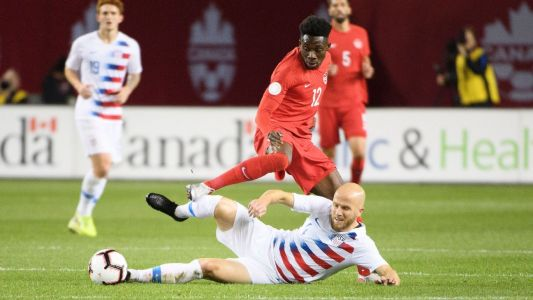 United States fall flat in shock loss to Canada in Nations League