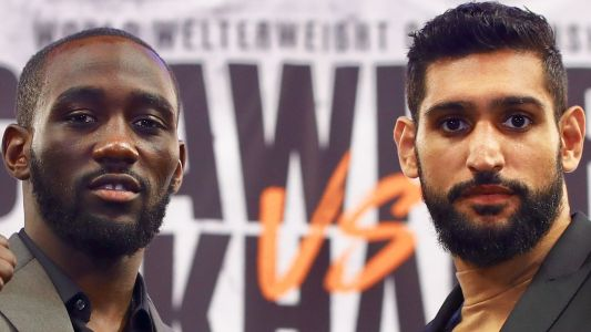 Terence Crawford-Amir Khan comes first, but urgency to make Errol Spence fight still looms