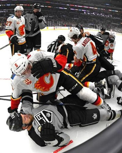 Calgary Flames vs. Los Angeles Kings - 12/7/19 NHL Pick, Odds, and Prediction
