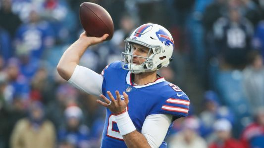 NFL free agency news: Bills release quarterback Nathan Peterman