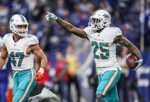 Miami Dolphins place standout CB Xavien Howard on COVID-19 list