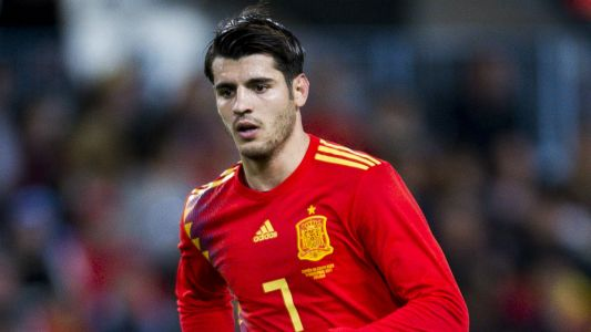 Morata offered World Cup hope as Chelsea striker sweats on Spain spot