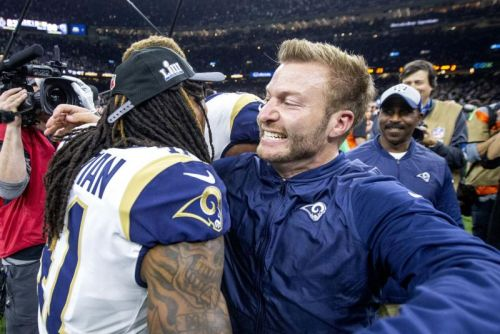 Los Angeles Rams silence Saints, advance to Super Bowl LIII