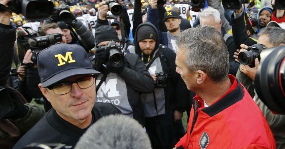 Early thoughts after Michigan, OSU looked ahead a bit a week before showdown