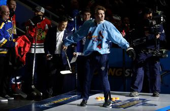 All-Star weekend in St. Louis serves as glorified homecoming for Tkachuks