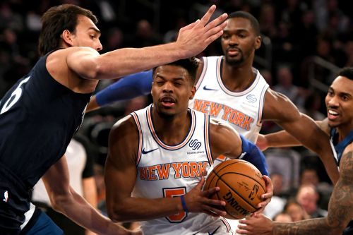 Knicks pushed to brink of all-time futility in loss to Timberwolves