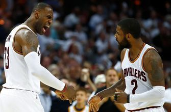 Cris Carter on Kyrie apologizing to LeBron: He's still very, very naive about what it takes to be a great leader