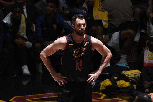 'I Thought I Was Going to Die': Kevin Love Details Panic Attack