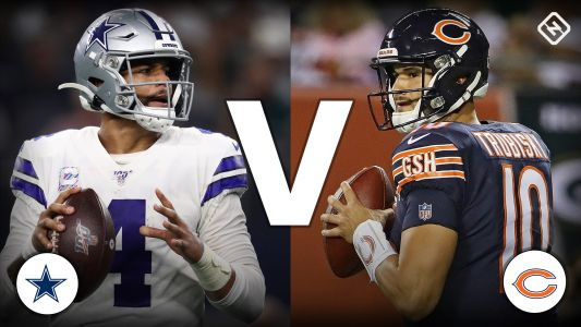 What channel is Cowboys vs. Bears on today? Schedule, time for 'Thursday Night Football' game