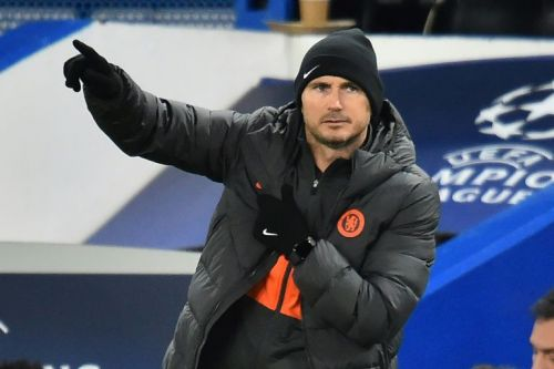 Lampard hints at striking reinforcements in January transfer window