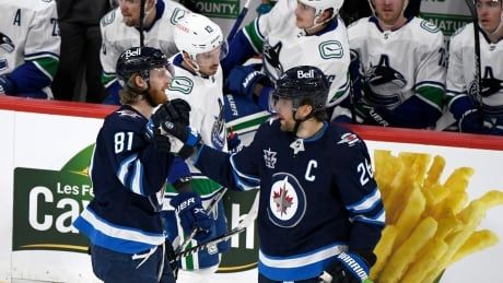 Jets' shutout win over Canucks locks in North Division playoff matchups