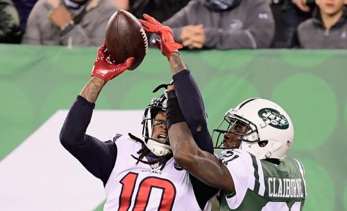Houston Texans, Deshaun Watson win, now one game off AFC's best record