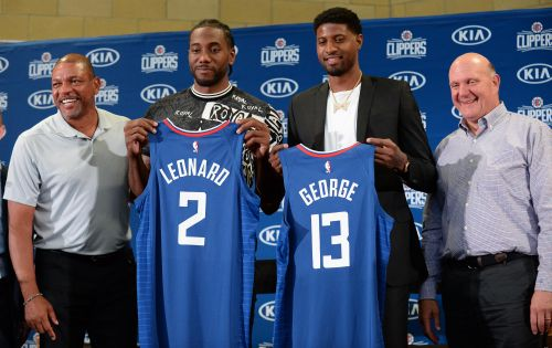 Doc Rivers shares Kawhi Leonard's blunt message that led to Clippers' offseason splash