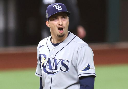 Blake Snell drops F-bomb after Rays shockingly pull him from World Series