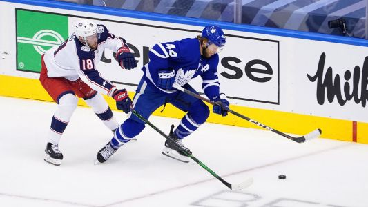 What went wrong against CBJ, who's on the hot seat as Leafs exit restart