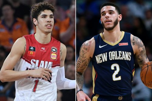 LaMelo Ball: I'm already better than brother Lonzo