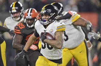 Steelers RB James Conner to miss 3rd straight game