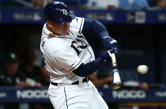 Rays' troubles continue as they fall 2-1 to White sox in extras