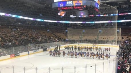 Merger, equality on players' minds at CWHL all-star game