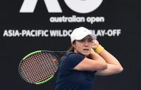 Top seeds Han, Jung into Asia-Pacific Wildcard Play-off finals