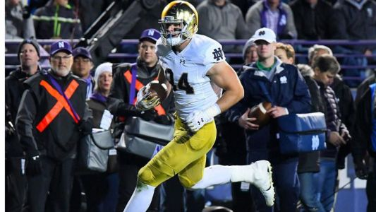 College football games, Week 12: Notre Dame's surprising test, UCF's moment in the spotlight