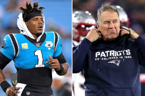 Ominous Cam Newton-Bill Belichick warning from player who knows both well